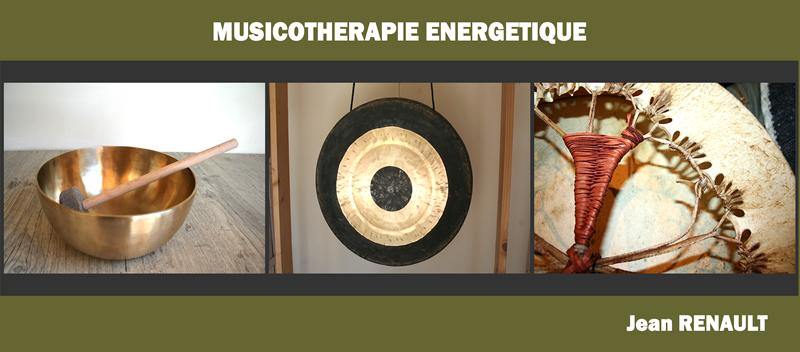 Musicothérapie : séance énergétique par le son